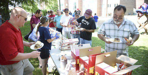 Music, food and fun Dalton Marine Corps League to host Community Appreciation Day