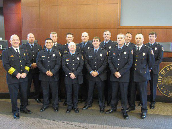 Dalton Fire Department unit honored for lifesaving rescue