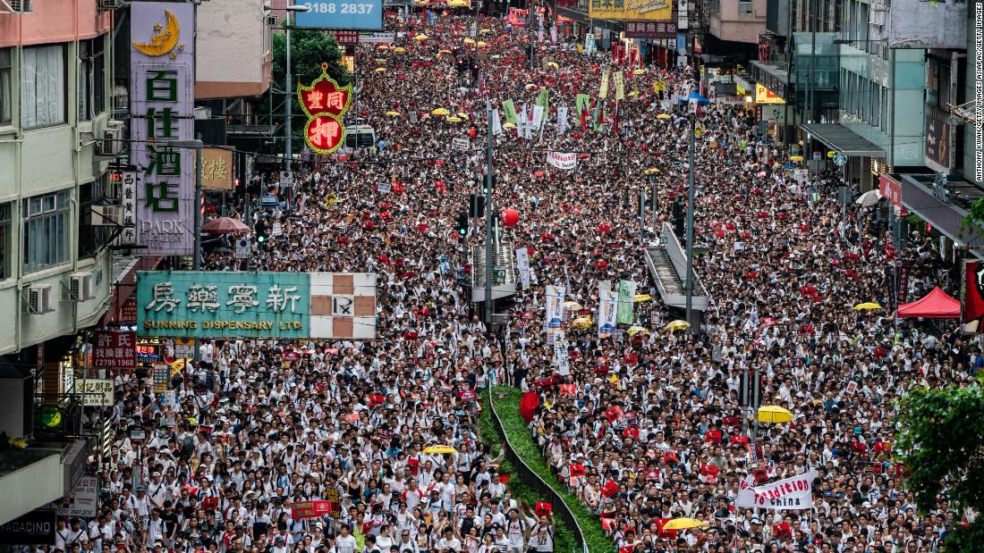 Hong Kong's protest movement was on life support. Then the government revived it