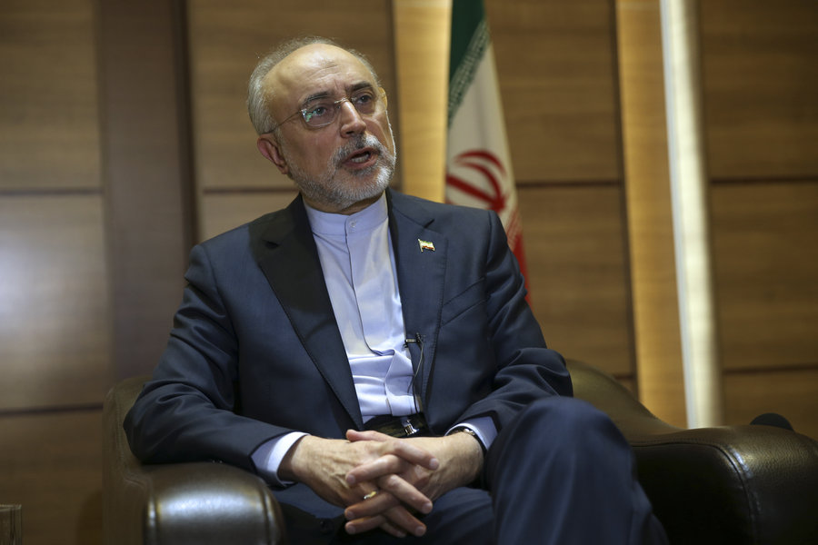 Nuclear chief says Iran prepared to ramp up atomic program