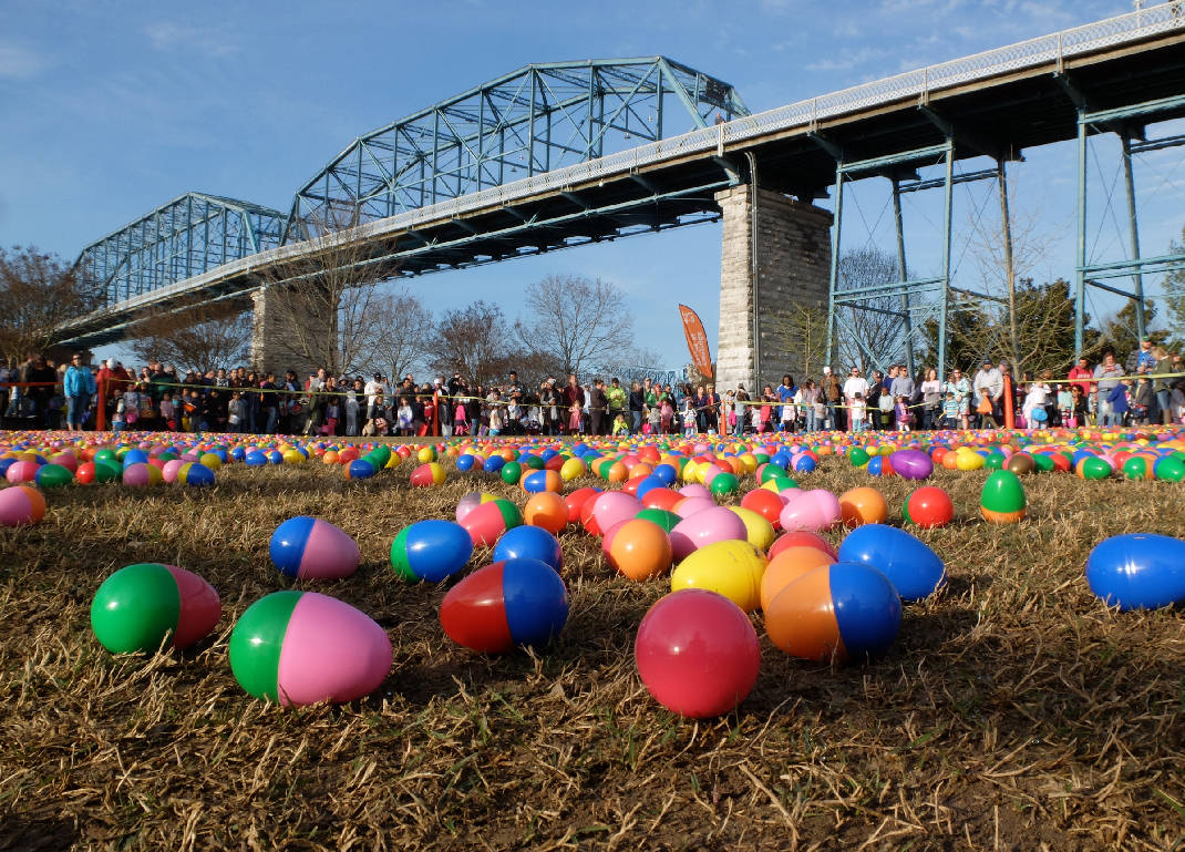 Easter egg-citement: There are plenty of seasonal events to keep you hopping this weekend - Chattanooga Times Free Press