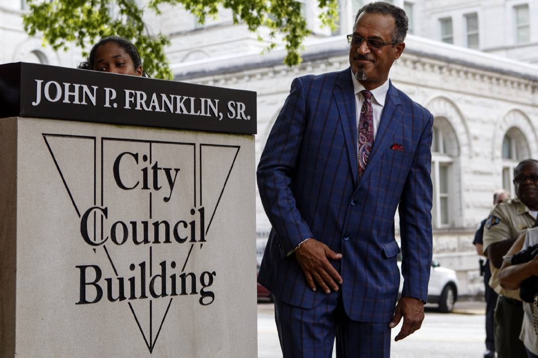 Photos: Chattanooga City Council building named in honor of John ...