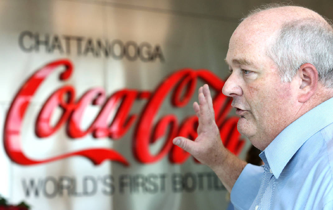 Coca-Cola bottling marks 120 years in Chattanooga - Chattanooga Times Free Press