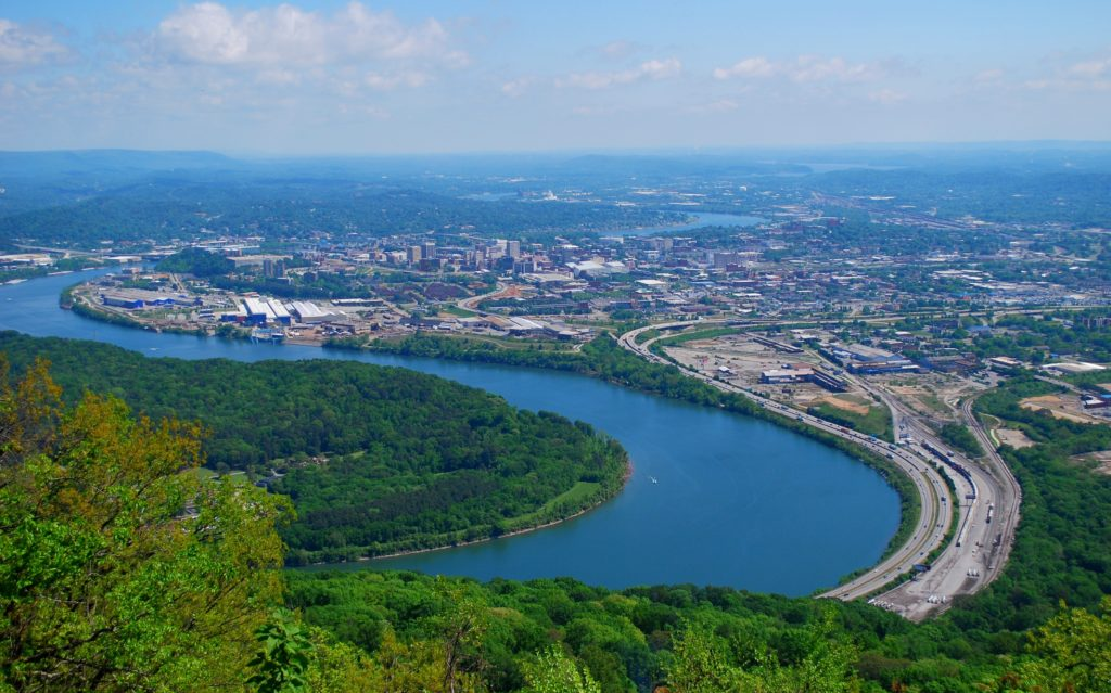 Chattanooga makes list of solo road trip destinations