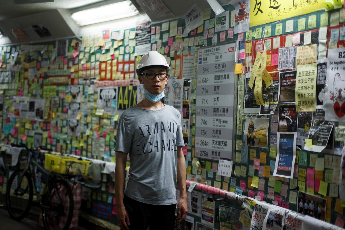 'Now or never': Hong Kong protesters say they have nothing to lose