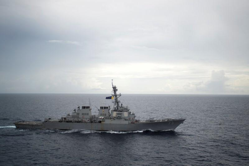 China condemns U.S. for South China Sea freedom of navigation operation