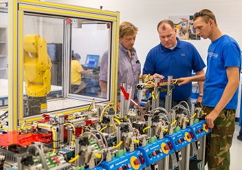 4 Tennessee Community Colleges Receive Grants To Support High School Students In Middle College Mechatronics Programs