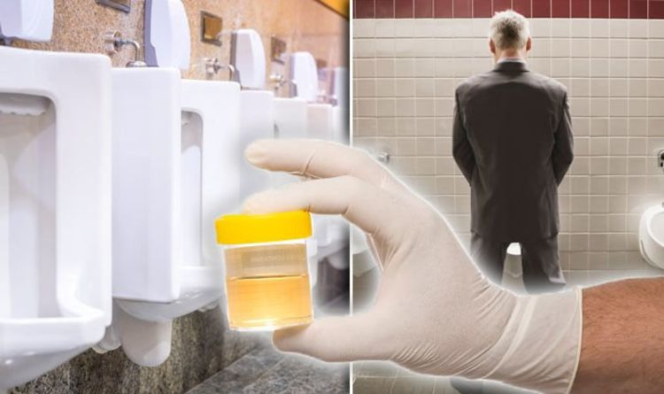 Prostate cancer warning: How strong is your urine stream? Three signs you shouldn't ignore - Express