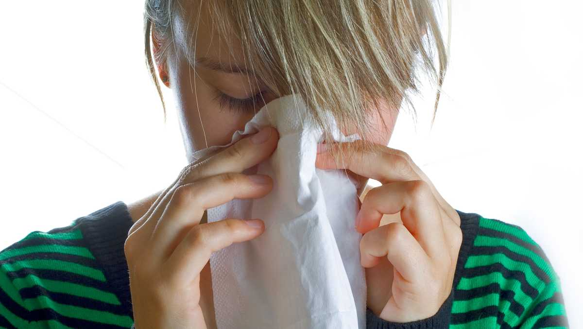 Seasonal allergies or COVID-19? Doctor explains different symptoms - WCVB Boston