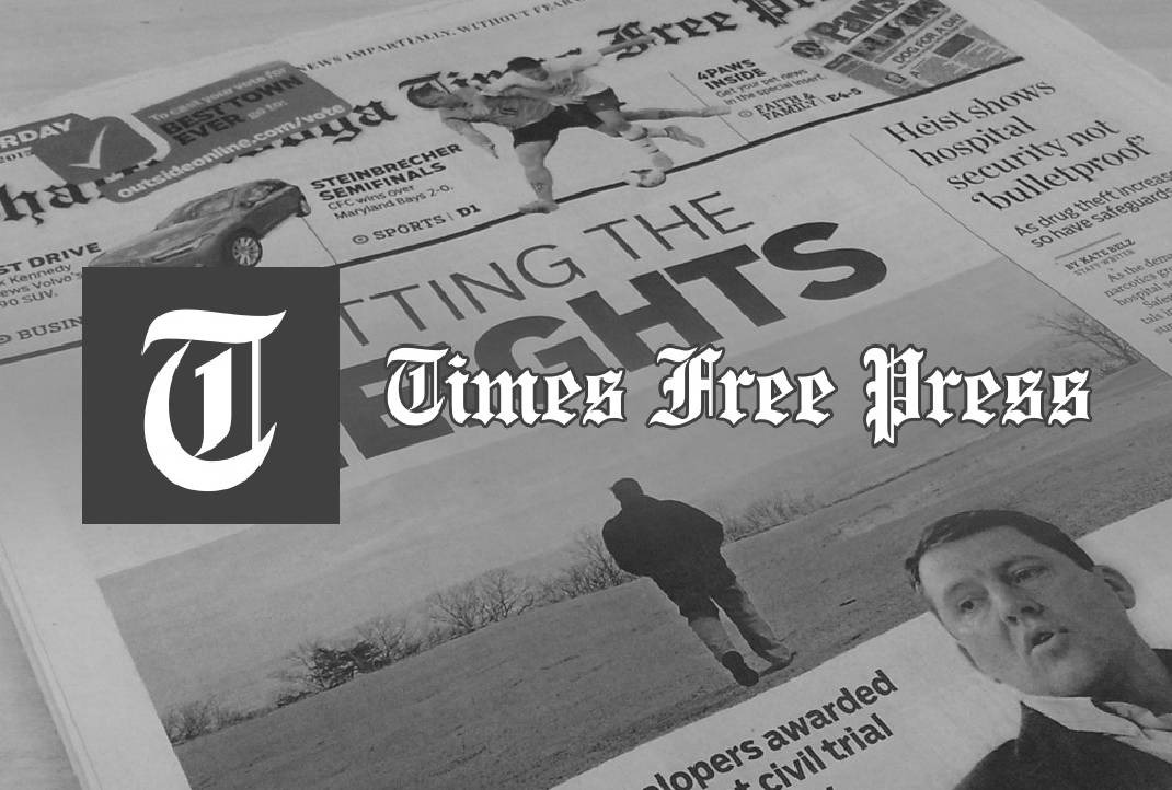 Moments in Memory - Chattanooga Times Free Press