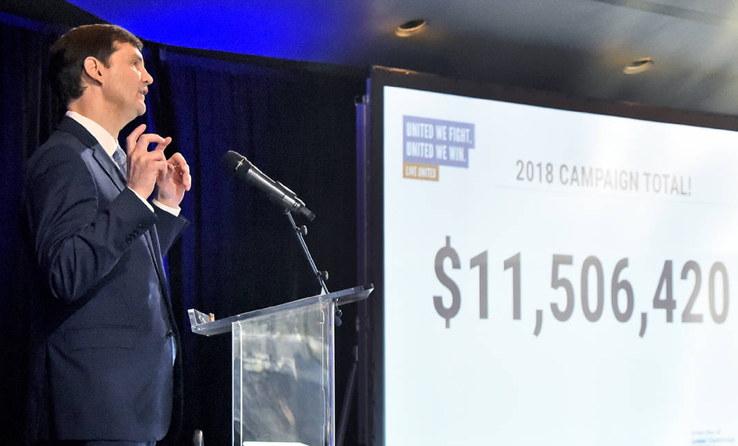 Chattanooga United Way exceeds $11.5 million campaign goal [photos] - Chattanooga Times Free Press
