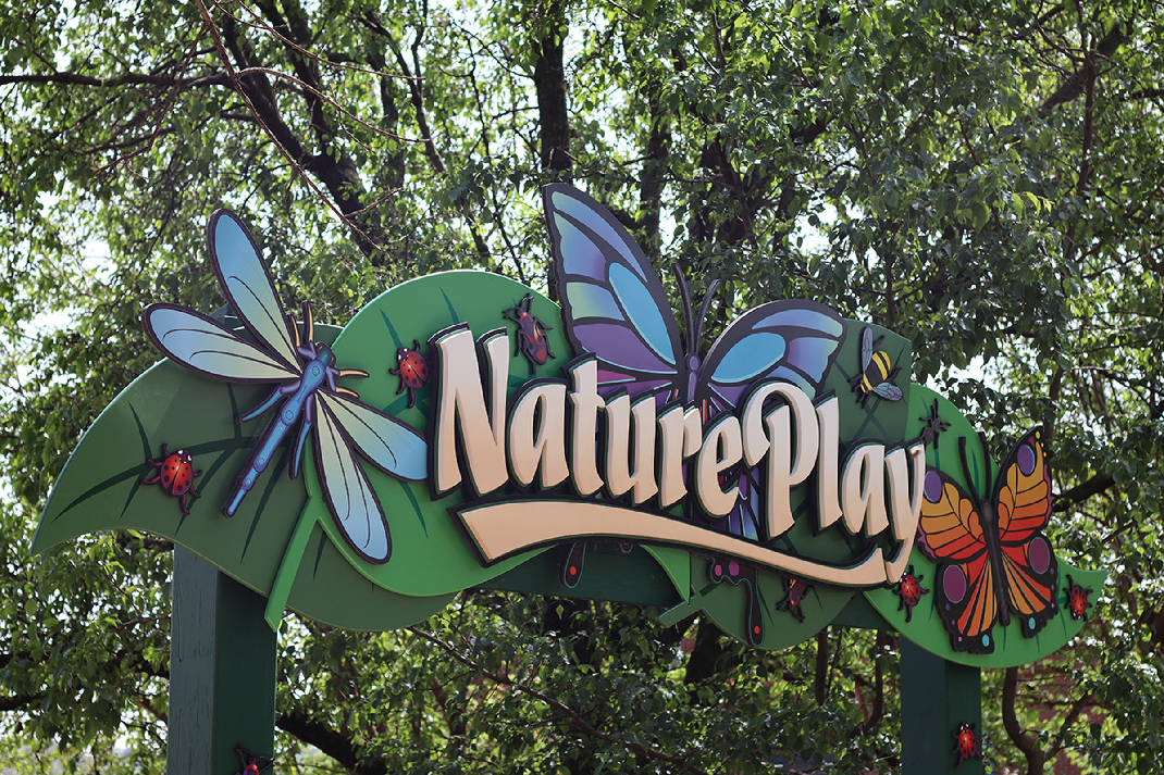 Chattanooga Zoo announces grand opening of its Nature Play playground - Chattanooga Times Free Press