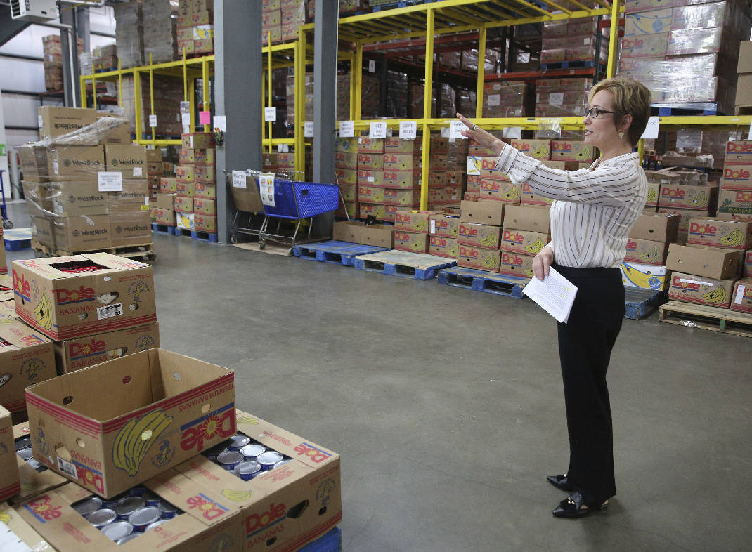 Grant funds new positions aimed at combating hunger at Chattanooga food bank - Chattanooga Times Free Press