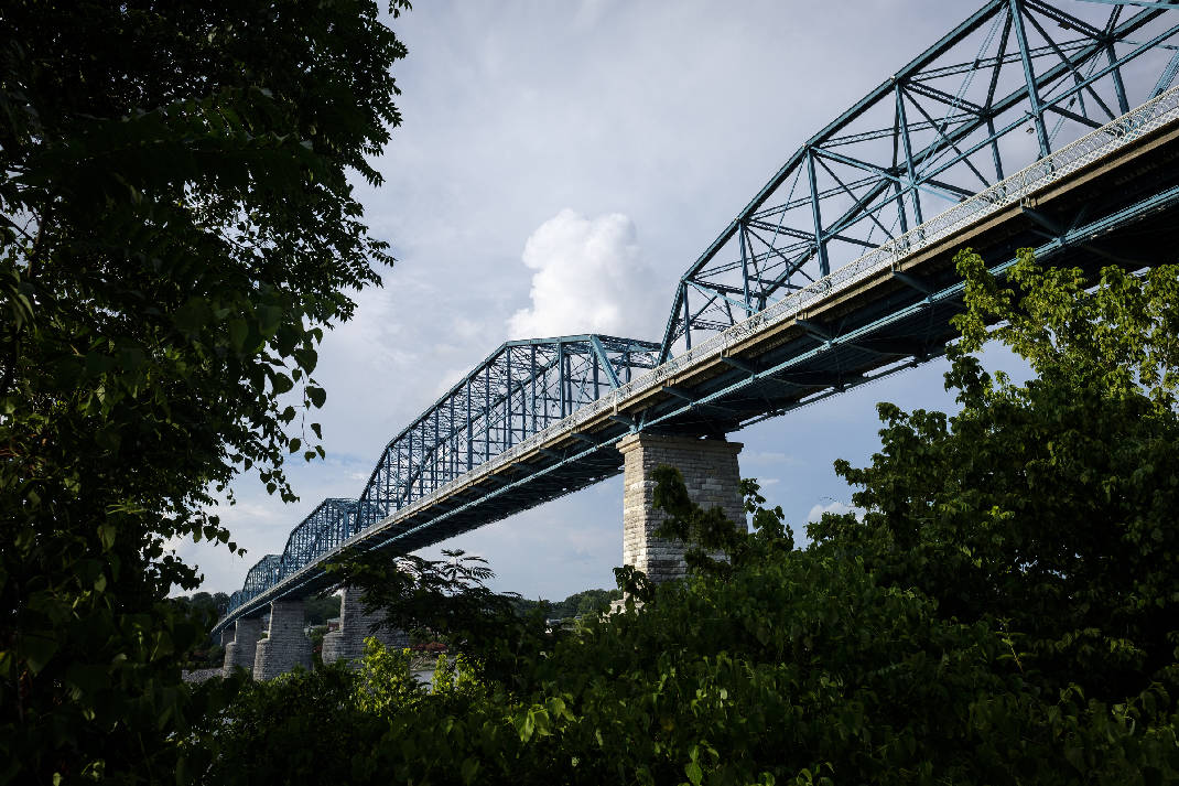 Repairs and upgrades to Walnut Street Bridge in Chattanooga remain unscheduled, pending approval by the Tennessee Historical Commission - Chattanooga Times Free Press