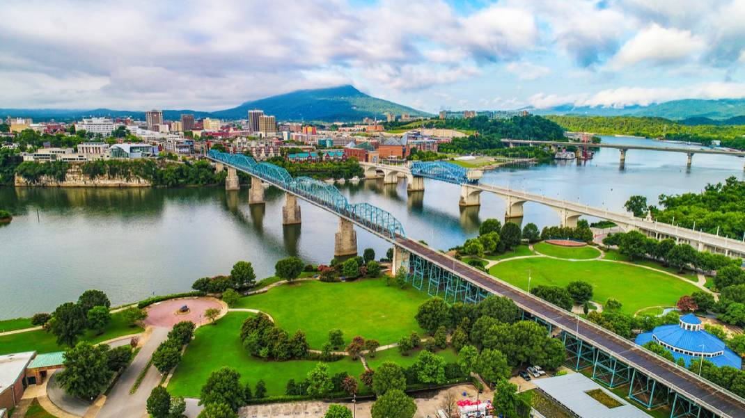 Chattanooga among the best towns for quick getaway - Chattanooga Times Free Press