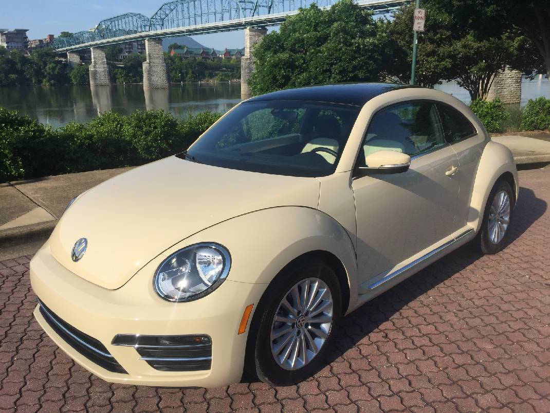 Business Briefs: Volkswagen donates 2019 Beetle to Chattanooga MotorCar Festival for raffle - Chattanooga Times Free Press