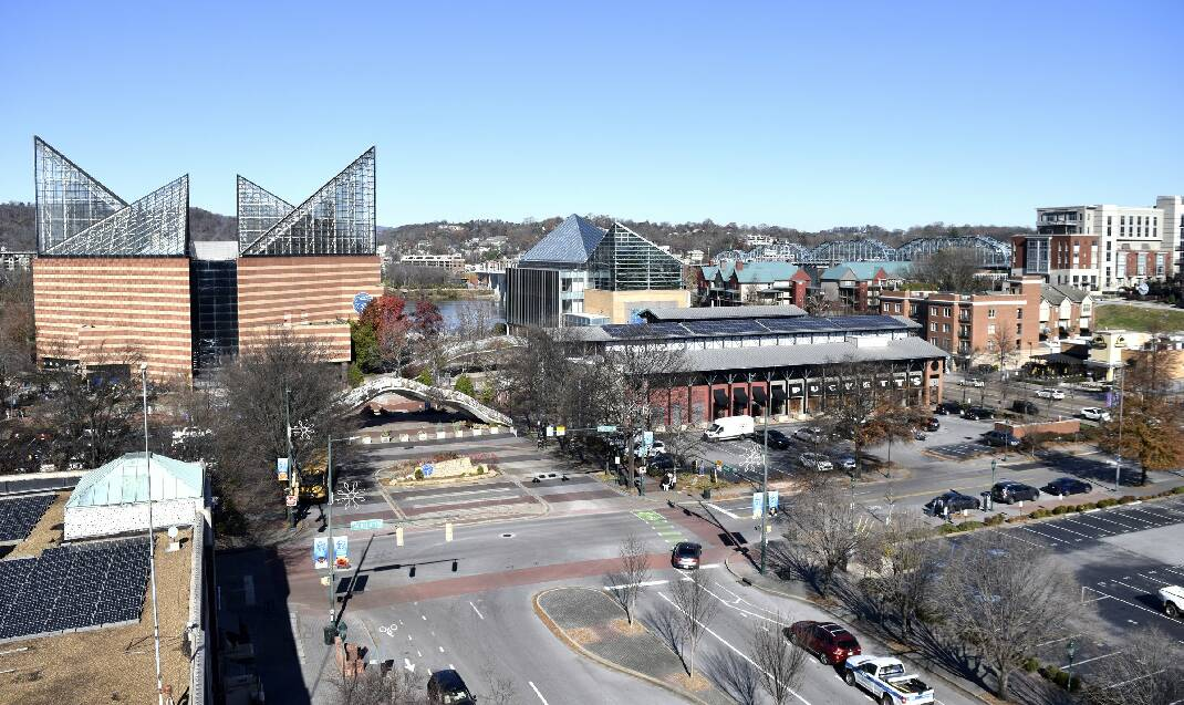 Chattanooga riverfront revamp: First Street makeover, new riverfront plan in play as changes eyed - Chattanooga Times Free Press