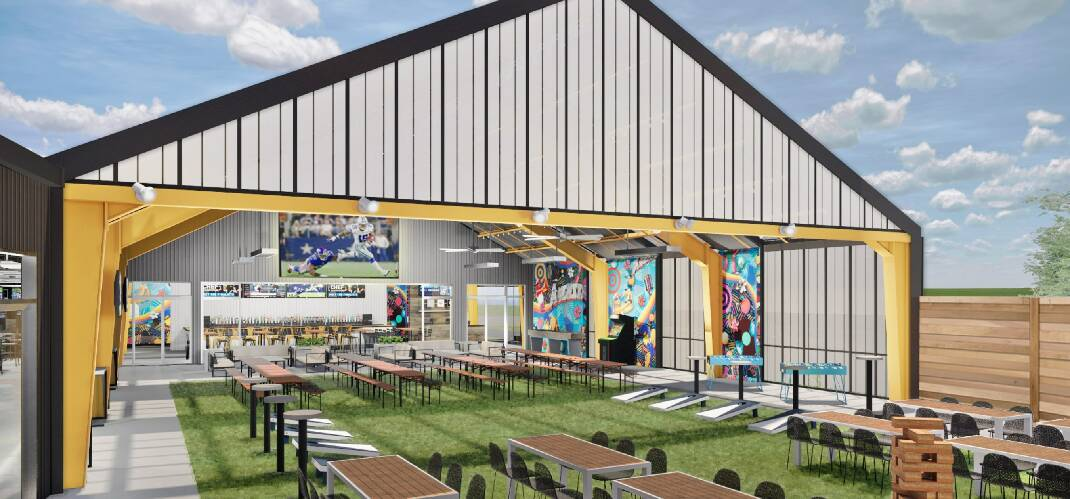 Chattanooga Topgolf will be an 'open-concept' venue in East Ridge, company announces - Chattanooga Times Free Press