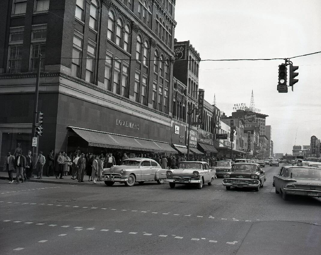 Remember when, Chattanooga? Loveman's was a downtown Chattanooga institution - Chattanooga Times Free Press
