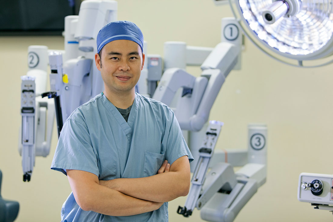 USC research could change robotic surgery in the future - USC News - USC News