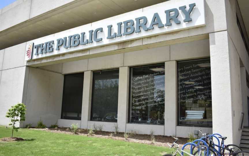 Free virtual reality experience available for students at public library