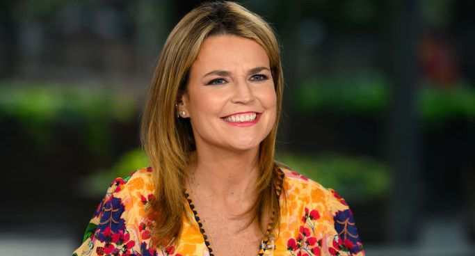 'I think it's getting worse': Savannah Guthrie reveals she needs cataract surgery following eye injury - Yahoo Style