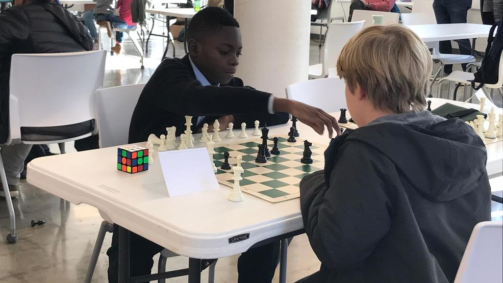 Chattanooga Prep School says chess improves students' 'concentration' and life skills - WTVC