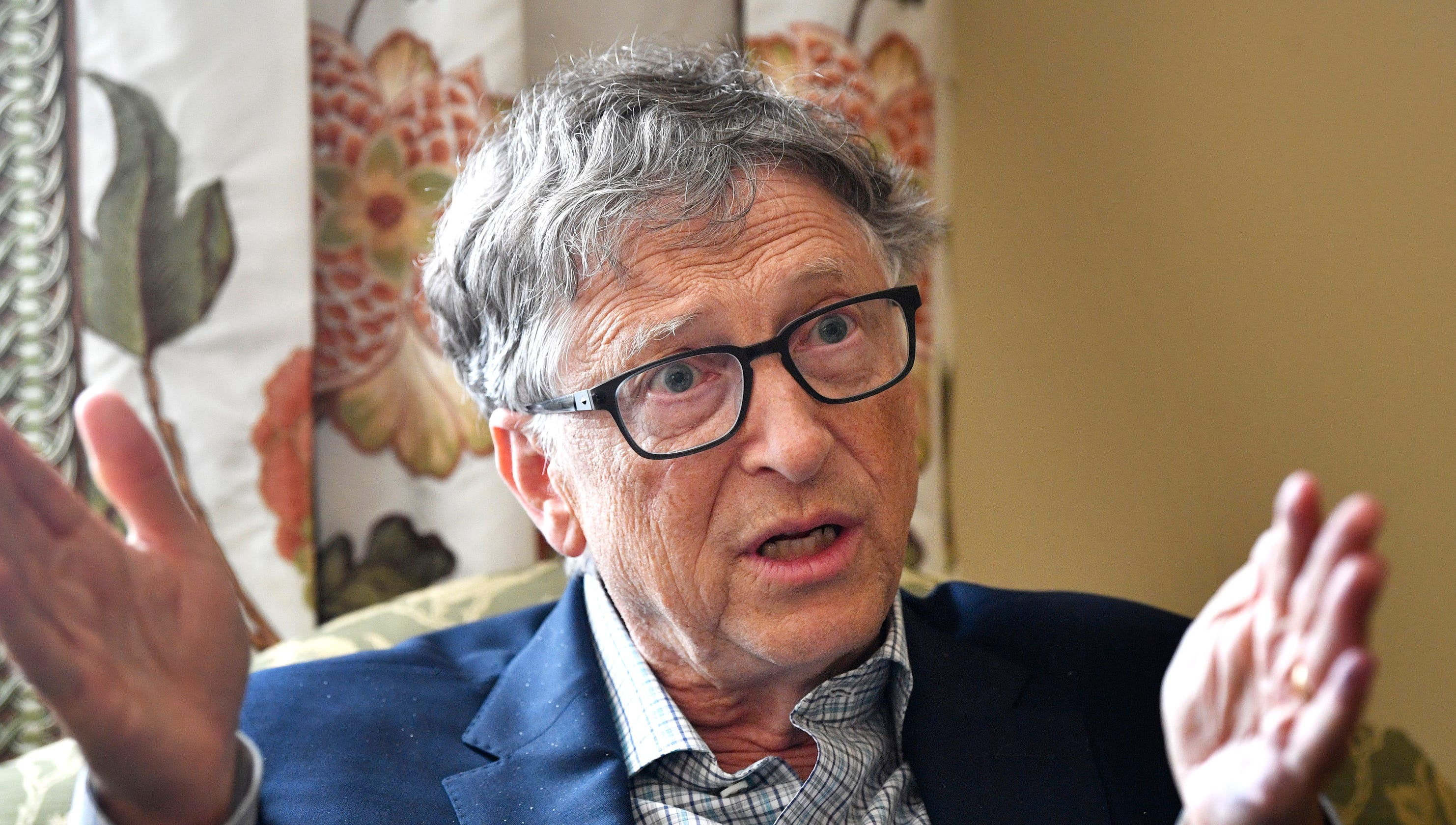 Bill Gates eyes the work ahead for Tennessee in education during visit to Nashville